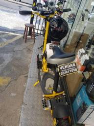 Patinete elétrico scooter muito novo