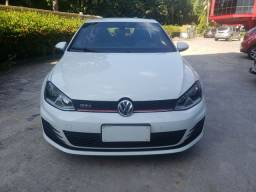 VW GOLF GTI 2.0, 2015, BLINDADO, automático, 64 mil km