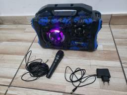 Caixa Bluetooth Briwax FBX 110 Seminova