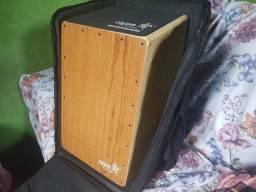 Cajon Percussion CE 202 acústico + Bag
