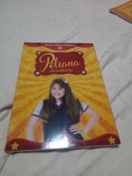 Livro as aventuras de Poliana