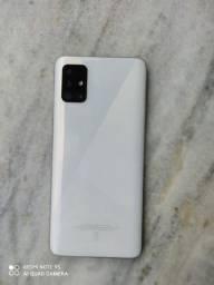 Samsung a51 4m meses de uso