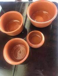 Jogo de ceramica