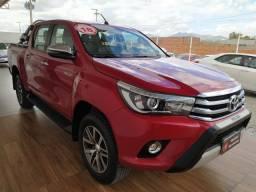 Toyota Hilux Cabine Dupla SRX 2.8 Diesel Automática 4X4 2018/2018