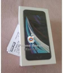 IPhone SE 64GB Preto lacrado com Nota