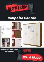 Guarda Roupa Cancún
