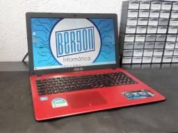 Notebook Asus - Intel Core I3 2365M - 4gb RAM - 500gb HD - Tela 15,6 - Com garantia