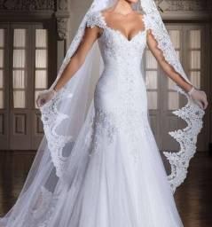 Vestido de noiva - Novo