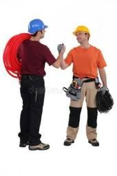 Eletricista e Encanador (F&R)