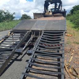 Plataforma de ferro