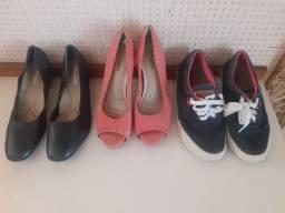 Sapatos feminino tam38