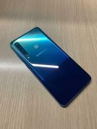 Samsung Galaxy A9 na garantia | 128gb | 6gb RAM