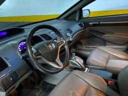 Civic EXS 1.8 Flex Automático 2010