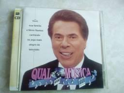 CD Rom silvio Santos Qual é a musica