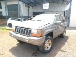 Jeep Cherokee Limited V8 1996