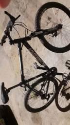 Bike super leve toda em alumínio 800 reais na mão leva