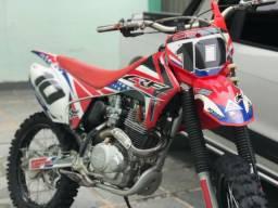 Crf 230 preparada 245cc