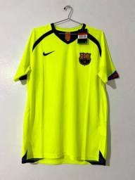 Camisa Retrô Ronaldinho