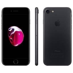 Apple iPhone 7 Tela LCD Retina HD 4,7? iOS 13 32 GB - Preto Matte