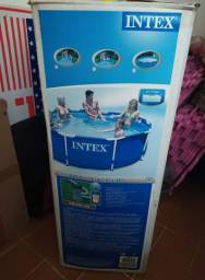Piscina Intex Barbada 4,485L