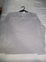 Camisas de manga curta e longa a 15 reais casa