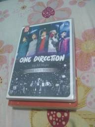 Dvd Onde Direction Up All Night por R$20 novíssimo