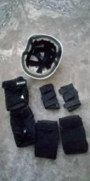 Kits de proteção pra bicicleta
