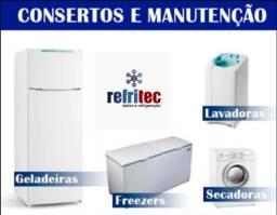 Manutenção Geladeiras,Frizeer,Maquinasde lavar