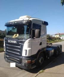 Scania 420 6x2