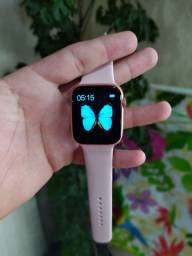 Smartwatch Iwo Max Compatível Android e iPhone