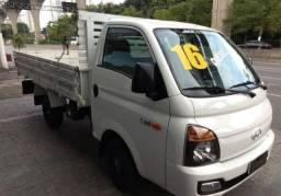 Branco 2.5 Van/Utilitário 2016 Hyundai Hr Manual