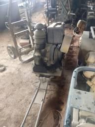 Compactador solo motor diesel
