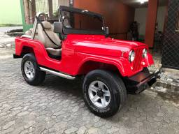 Jeep Willys Ford 4x4 1979