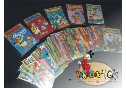 Coleção Completa Peninha - 1 Ao 56 - 1982 A 1984 - Banca