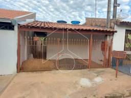 Casa à venda com 1 dormitórios em Jardim marajo, Marilia cod:V8887