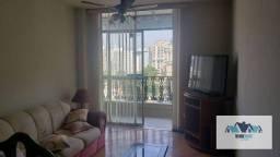 Título do anúncio: Excelente Apartamento Mobiliado c/ Varanda em Ótima Localização  com 2 dormitórios para al