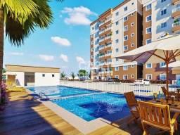 Apartamento com 2 dormitórios à venda, Lançamento em Eusébio, 51 m² por R$ 164.000 - Guari