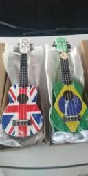 Mega promoção ukulele novo na caixa mega promoção últimas unidades