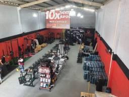 Loja Exercit Esportes Equipamentos Fitness / Monte seu espaço para treinar