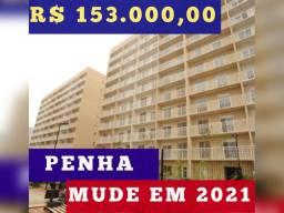 Apartamento na Penha   R$ 153.000,00  MUDE EM JULHO