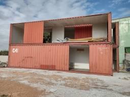 4 Contêiner containers 40 pés HC ótima oportunidade