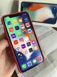 Título do anúncio: iPhone X 64GB C/ NOTA FISCAL!