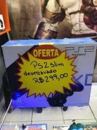 Título do anúncio: PS2 slim