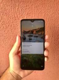 Moto G8 Play Red 32GB 3GB RAM Biometria e Reconhecimento Facial