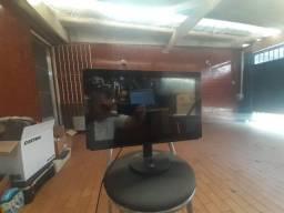 Título do anúncio: Monitor + película Touch 15.6 sem base