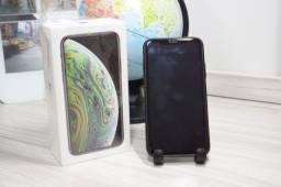 Título do anúncio: iPhone XS Cinza Espacial com caixa, assessórios originais e NF