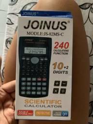 Título do anúncio: Calculadora científica