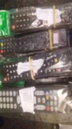 Controle remoto sansung LG e OAC smart
