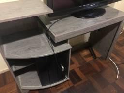 Móvel para TV ou Computador / tipo escrivaninha
