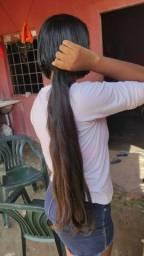 Vendo cabelos naturais